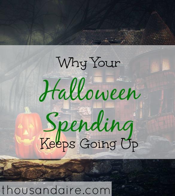 halloween expenses, spending on halloween, halloween 2017