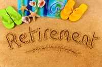 Get a financial life in retirement.