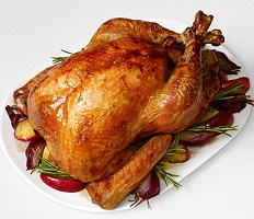 Here's how to score a free turkey for the holidays.