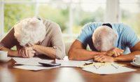senior citizen debt