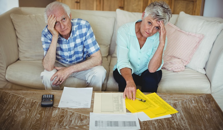 bankruptcy, senior citizen bankruptcy, retirees going bankrupt