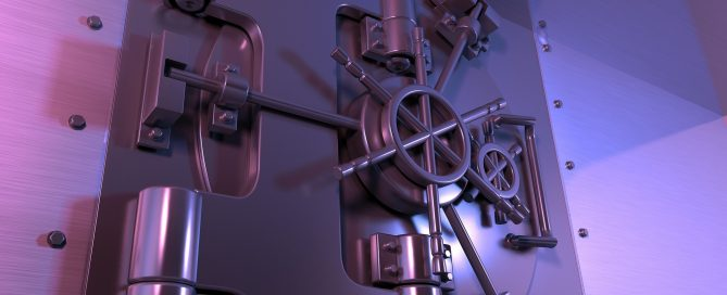 private safe deposit box