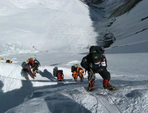 Paying $130K to Risk Death on Mt. Everest