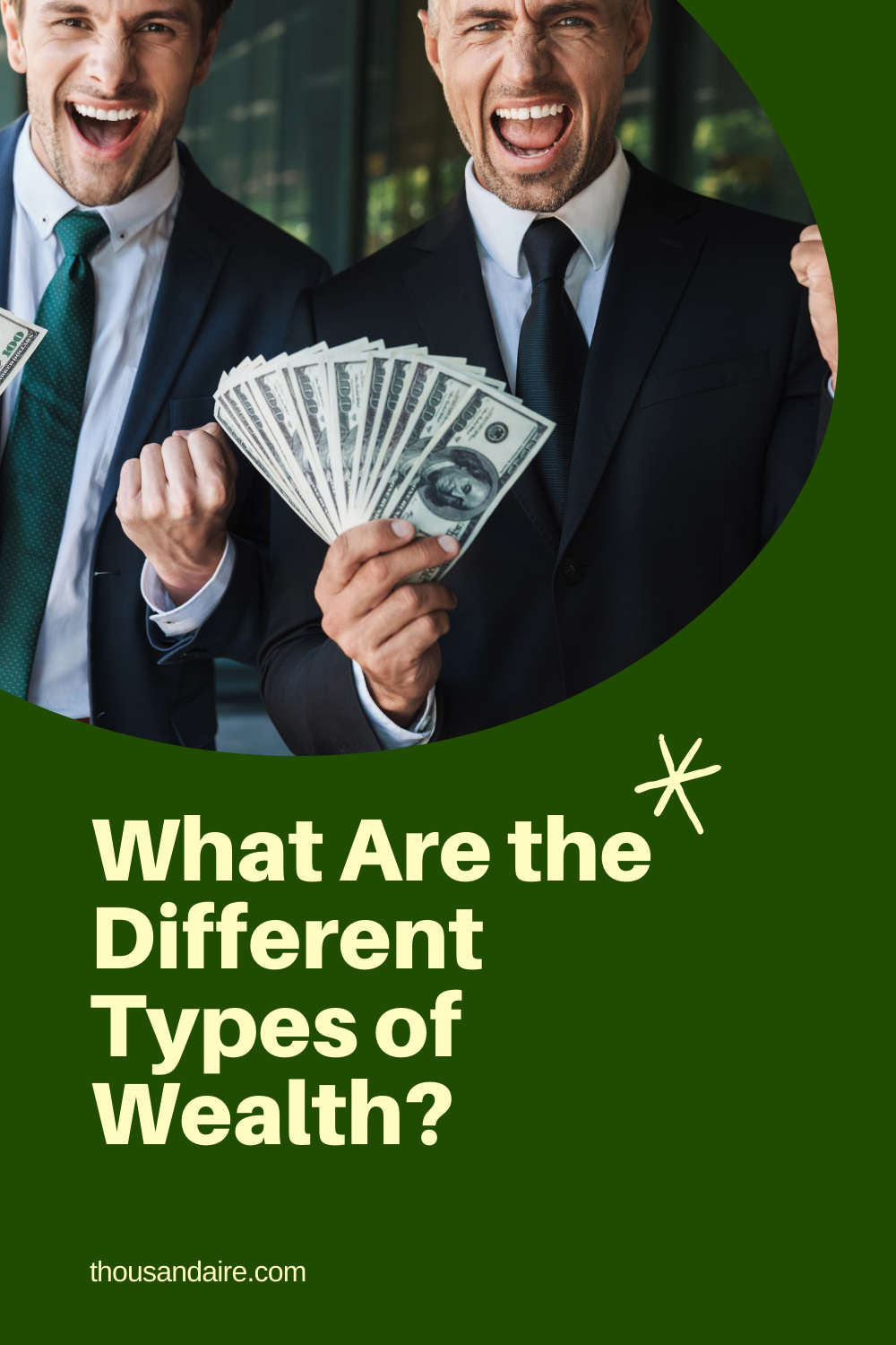 What Are the Different Types of Wealth
